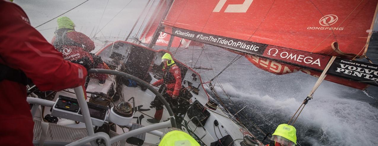 Volvo Ocean Race: Velejadores dizem olá ao Atlântico e adeus ao Pacífico