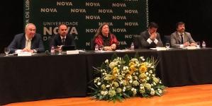 Rui Bettencourt destaca o potencial do Mar dos Açores para o projeto europeu