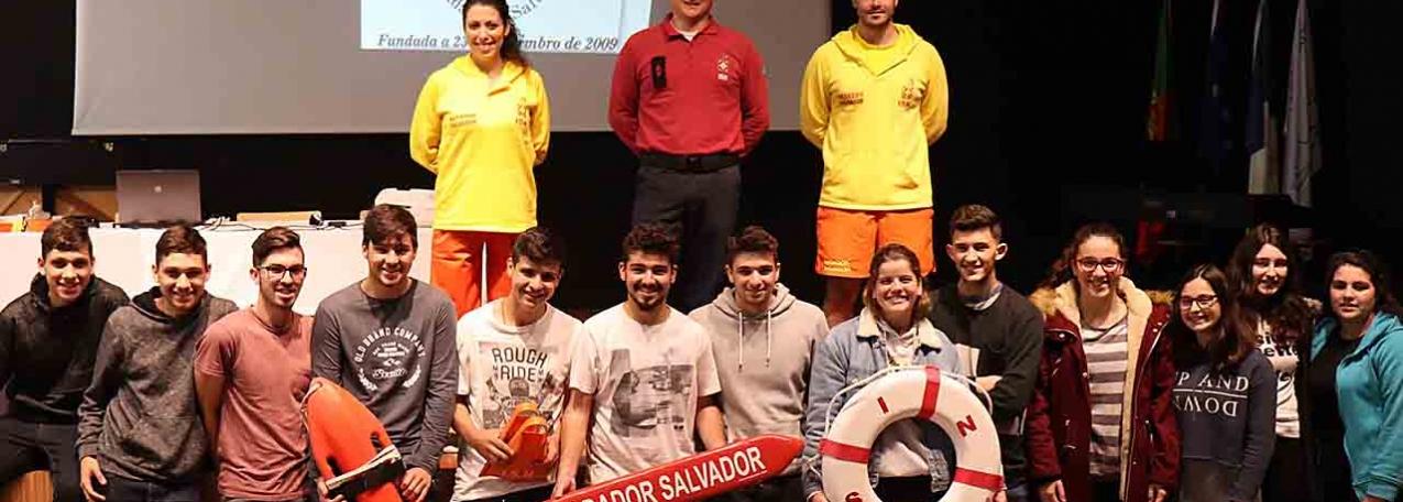 Meio milhar de alunos das ilhas Faial e Pico sensibilizados para atividade de nadador-salvador