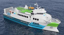 Três candidatos concorrem para construção de navio de passageiros nos Açores