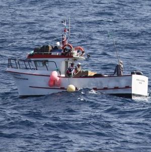 Detetadas duas embarcações em pesca ilegal na área protegida do Banco Princesa Alice