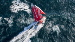 Volvo Ocean Race // Dongfeng vence a In-Port Race de Auckland