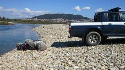GNR apreende meia tonelada de ouriços do mar a dois pescadores espanhóis