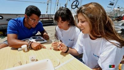 Escola Azul quer promover literacia do oceano e reforçar ligação dos jovens ao mar
