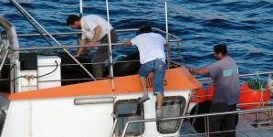 Direção Regional das Pescas dos Açores dá formação a mais de uma dezena de pescadores do Porto Formoso sobre segurança a bordo