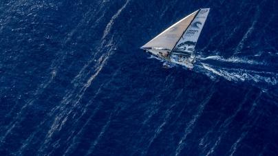 """""""Turn the Tide on Plastic"""" o barco português na Volvo Ocean Race"""