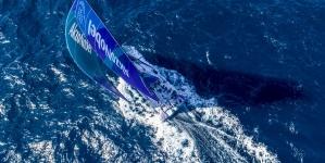 Volvo Ocean Race: AkzoNobel alcança último lugar no pódio da 7ª etapa