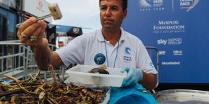 """Volvo Ocean Race: """"combate à poluição dos plásticos nos mares"""""""