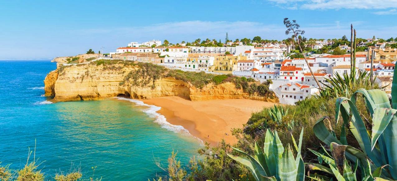 Algarve: Praia de Carvoeiro é a melhor da Europa em 2018