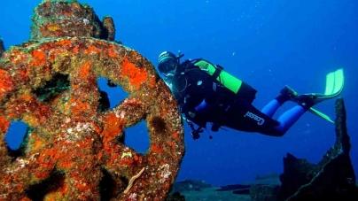 Governo dos Açores promove Jornadas Internacionais de Arqueologia Subaquática, em Angra do Heroísmo