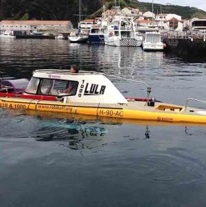 Dados sobre o mar recolhidos pela Fundação Rebikoff-Niggeler serão disponibilizados à comunidade científica dos Açores