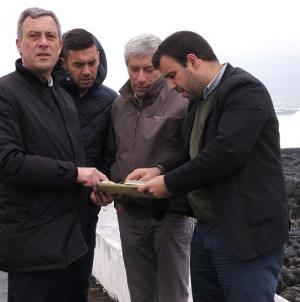 Ilha do Pico: Obra de proteção costeira do Cais do Mourato arranca durante o verão