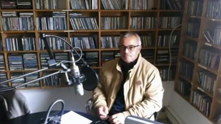 Entrevista na radio Antena 9 com Jorge Gonçalves (som)