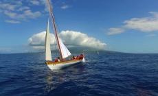 Exposição de botes baleeiros dos Açores em Santa Catarina (Vídeo)
