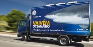 Vaivém Oceanário em Olhão para a proteção dos cavalos-marinhos