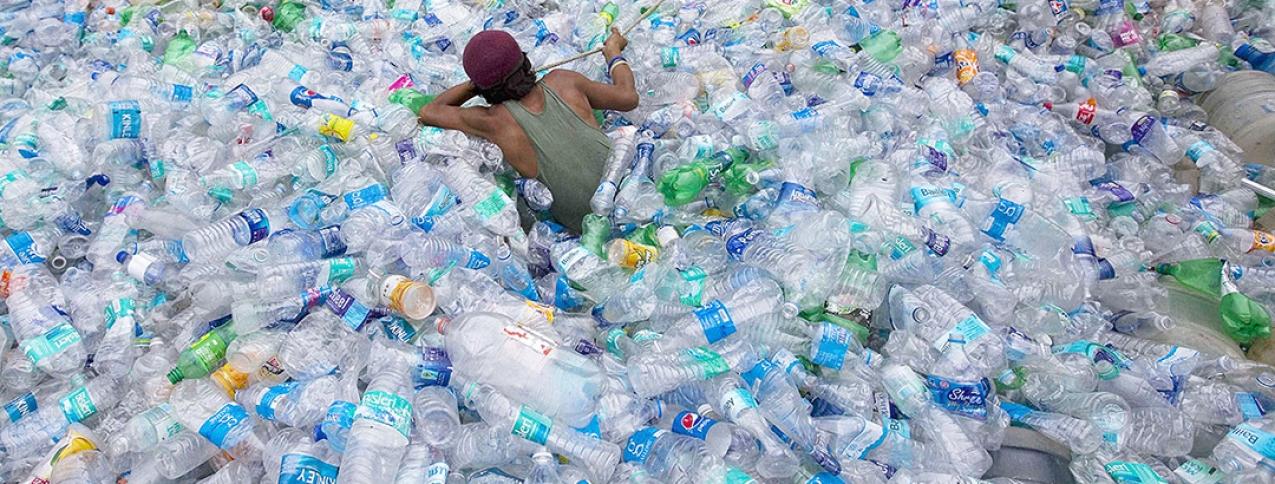 Revolução à vista na luta contra o plástico