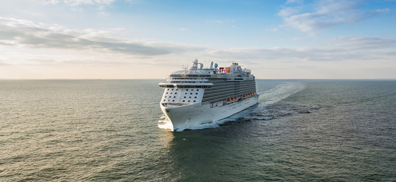 Esta semana Ponta Delgada recebe 17 navios de cruzeiro e mais de 46 mil visitantes