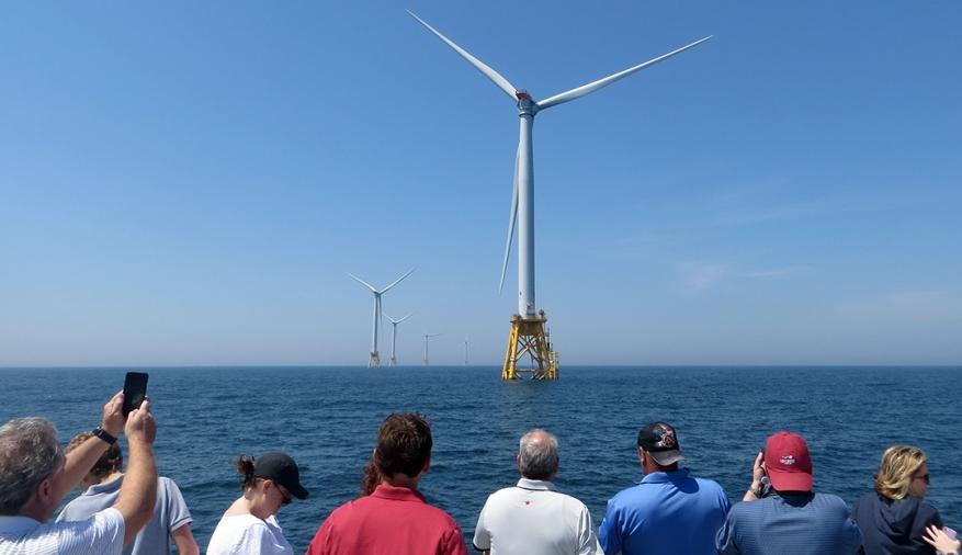 EDP leva eólico 'offshore' para EUA e começa a vender eletricidade no Texas em 2018