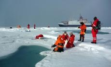 Níveis recordes de microplásticos são encontrados no Ártico