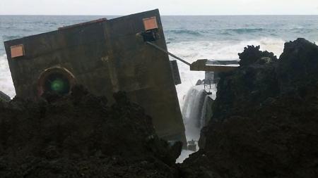 Central de ondas do Pico vai ser desmantelada 19 anos depois