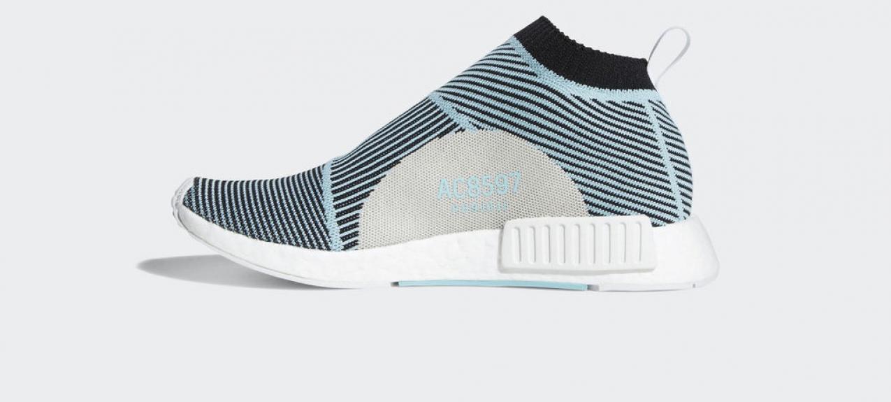 Adidas: já foram vendidos mais de um milhão de ténis feitos com plástico dos oceanos