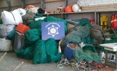 Polícia Marítima realiza operação de grande escala no combate à captura ilegal de meixão no Rio Mondego