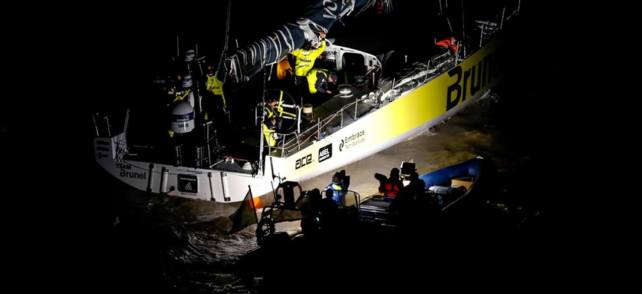 Volvo Ocean Race: Barcos holandeses vencem etapa dos recordes