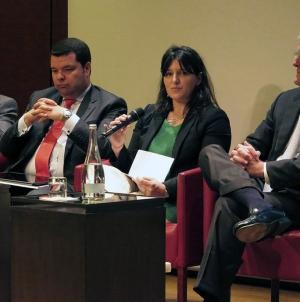 Ana Cunha destaca importância geoestratégica dos Açores no futuro do tráfego marítimo