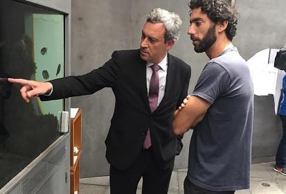 """Gui Menezes: """"Oceanos estão sob pressão e todos temos a responsabilidade de os conservar e proteger"""""""