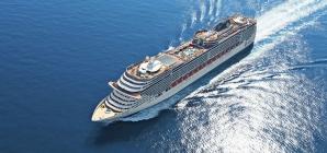 Passageiros de navios de cruzeiro crescem 41% em seis meses nos Açores