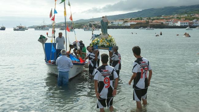 Semana do Mar: Cortejo Náutico Nossa Senhora da Guia
