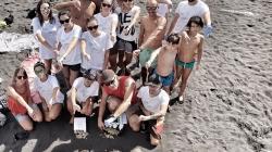 Movimento Faial sem beatas: Ação de sensibilização na Praia do Almoxarife