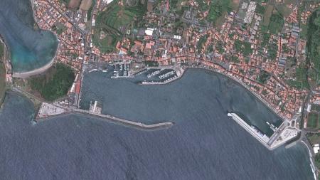 Governo dos Açores autoriza concurso para requalificação do Porto Comercial da Horta