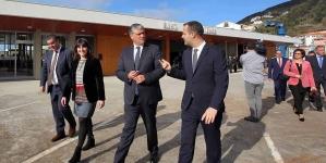 São Jorge: Inaugurado novo Porto Comercial de Velas orçado em 23 milhões de euros