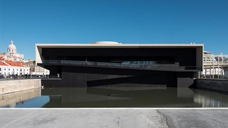 Terminal de Cruzeiros de Lisboa finalista do Prémio de Arquitetura Contemporânea da União Europeia