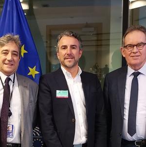 Audição Pública da Federação das Pescas dos Açores no Parlamento Europeu