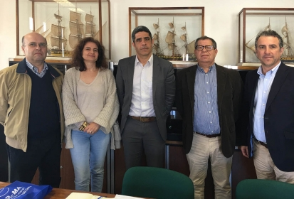 Direção Regional das Pescas dos Açores vai desenvolver parceria com Centro de Formação Profissional das Pescas e do Mar