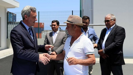 Governo dos Açores investiu mais de meio milhão de euros na melhoria das condições de segurança e operacionalidade da pesca na ilha do Pico