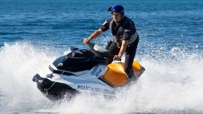 Polícia Marítima vai aumentar efetivos em mais de 10% em 2021