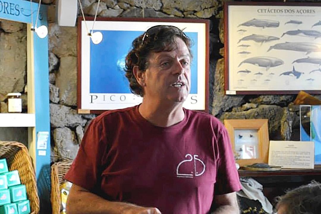 Faleceu Serge Viallelle, precursor do whale watching nos Açores
