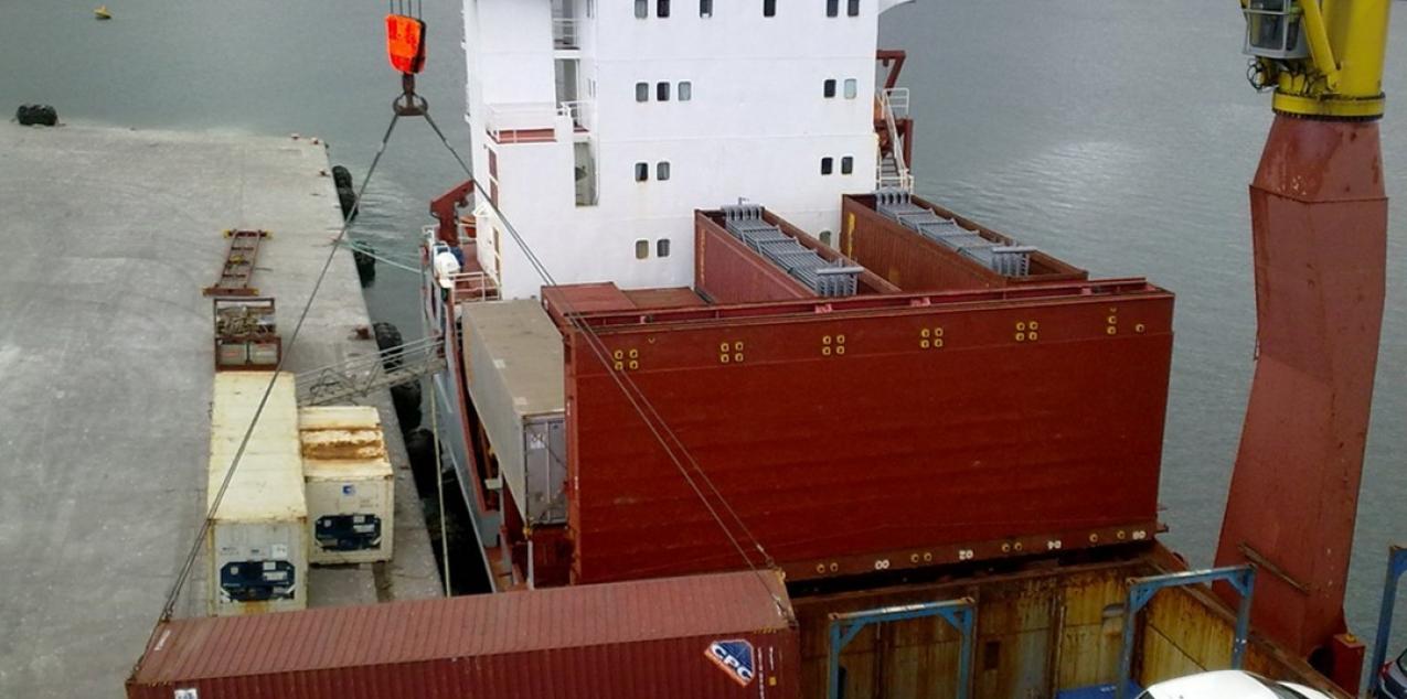 Covid-19 // Abastecimento marítimo aos Açores