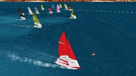 Covid-19 // Sem mar à vista, a vela afina tácticas em regatas virtuais
