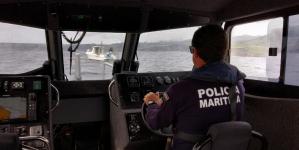 Polícia Marítima fiscaliza pesca profissional e controla situação de embarcações de recreio aportadas na Ilha do Faial