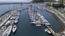 Marina da Horta permanece importante para as travessias do Atlântico // Vídeo