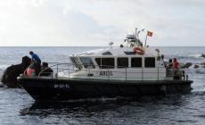 Transporte marítimo de passageiros entre as ilhas do Grupo Ocidental