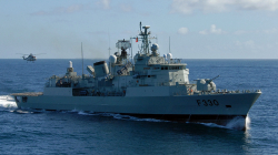 Fragata Vasco da Gama comemora 30 anos ao serviço da Marinha e de Portugal