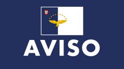 Aviso à navegação para as embarcações que operam a partir de portos da ilha de São Miguel