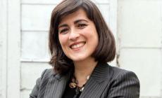 Catarina de Lacerda Martins,  Presidente do Conselho de Administração da Lotaçor, auscultada durante a Comissão de Economia
