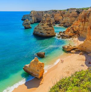 Algarve eleito Melhor Destino de Praia do Mundo