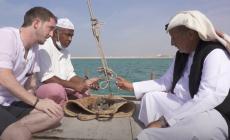 A tradição do mergulho para a apanha de pérolas no Dubai